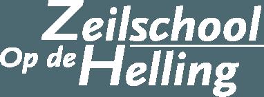 Zeilschool Op de Helling logo